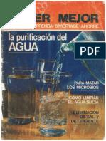 COMO HACER MEJOR - La Purificación Del Agua