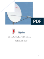 Antena Parabolica Vsat