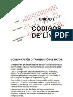 St Unidad 2 Cx Digital Codigos de Linea