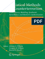Alyson Wilson, Gregory Wilson, David H. Olwell-Statistical Models in Counterterrorism_ Game Theory, Modeling, Syndromic Surveillance and Biometric Authentication-Springer (2006)