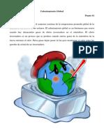 Calentamiento Globa