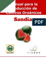 MOrgánico-Sandía