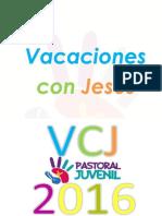 Vacaciones Con Jesús 2016