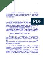A NORMA TRIBUTÁRIA E OS DIREITOS FUNDAMENTAIS DOS CONTRIBUINTES.doc