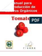 MOrgánico Tomate