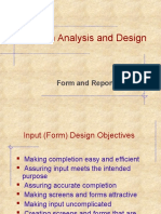Form Report