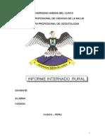 Diagnostico Secsenccalla -  ANDAHUAYLILLAS