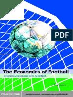 Economics of Football, The - Stephen Dobson & John Goddard