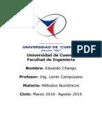 Chango Eduardo Deber 1 MN