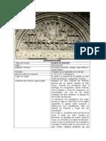 Arte Medieval - analisis de imágenes