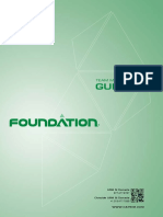 2016 Foundation Team Member Guide