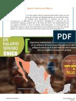 Salarios Mínimos en México