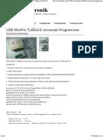 TL866CS Universal Programmer