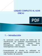 3.Diseño de Bloques Completo Al Azar