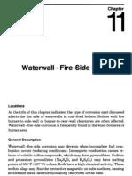 Waterwall - Fireside Corrosion