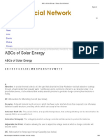 ABCs of Solar Energy - Energy Social Network.pdf