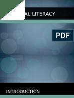 Financial Literacy Unit Presentation