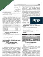 Resolución Administrativa Nº 002-2014-CE-PJ