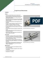 MeasurIT Flexim PIOX R400 0905
