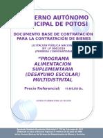 Dbc Potosi 2016 (2 Fase) Revisado