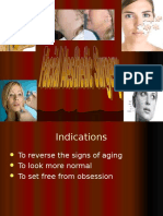 aesthetic facial surg.ppt