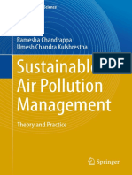 (Environmental Science and Engineering) Ramesha Chandrappa, Umesh Chandra Kulshrestha (auth.)-Sustainable Air Pollution Management_ Theory and Practice-Springer International Publishing (2016).pdf