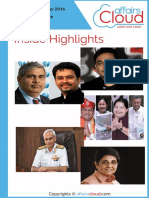Current Affairs Study PDF - May 2016 by AffairsCloud- Final