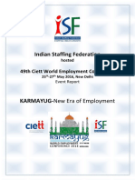 world employment conference report