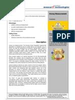 MeasurIT Flexim PIOX R Project Bienenwirtschaft 0906