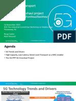 20151116 the 5G Integrated Fronthaul Backhaul Castor InterDigital