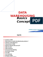 63516396 Data Warehousing Basic Concepts