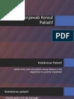 Konsul Paliatif