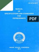 IRC SP 99-2013 manual for expressways.pdf