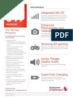 Snapdragon 617 Processor Product Brief
