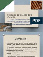 Principios de Cinética de La Corrosión- Clases 2016