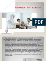 UAE Healthcare Market Report - 2020