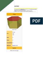 Prisma (geometría)