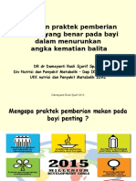 It 4 - Pemberian Makan Pada Batita - Dr Damayanti