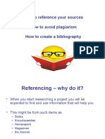 Referencing PowerPoint