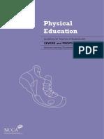 Sport education (severe mental retardation)