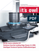 On the Road to Industry 4.0 - Solutions From the Leading-Edge Cluster It s OWL