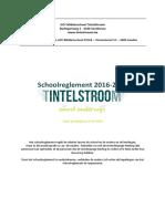 Schoolreglement TtS 2016-2017