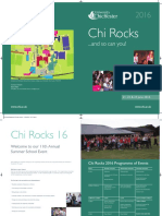 Chi RocksProgramme 2016