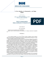 Ley de Demarcación y de Planta Judicial.