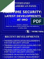 Lap a Pr 2006 Maritime Security
