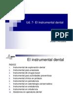 7UD Instrumental Dental