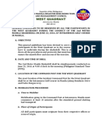 West Quadrant-General Guidelines