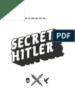 Secret Hitler Rules (Public Fle)
