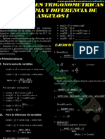6_Identidades Trigonométricas de La Suma y Diferencia de Ángulos I