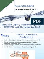 Turbinas y Generadores